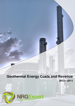 Geothermal Energy Costs and Revenue